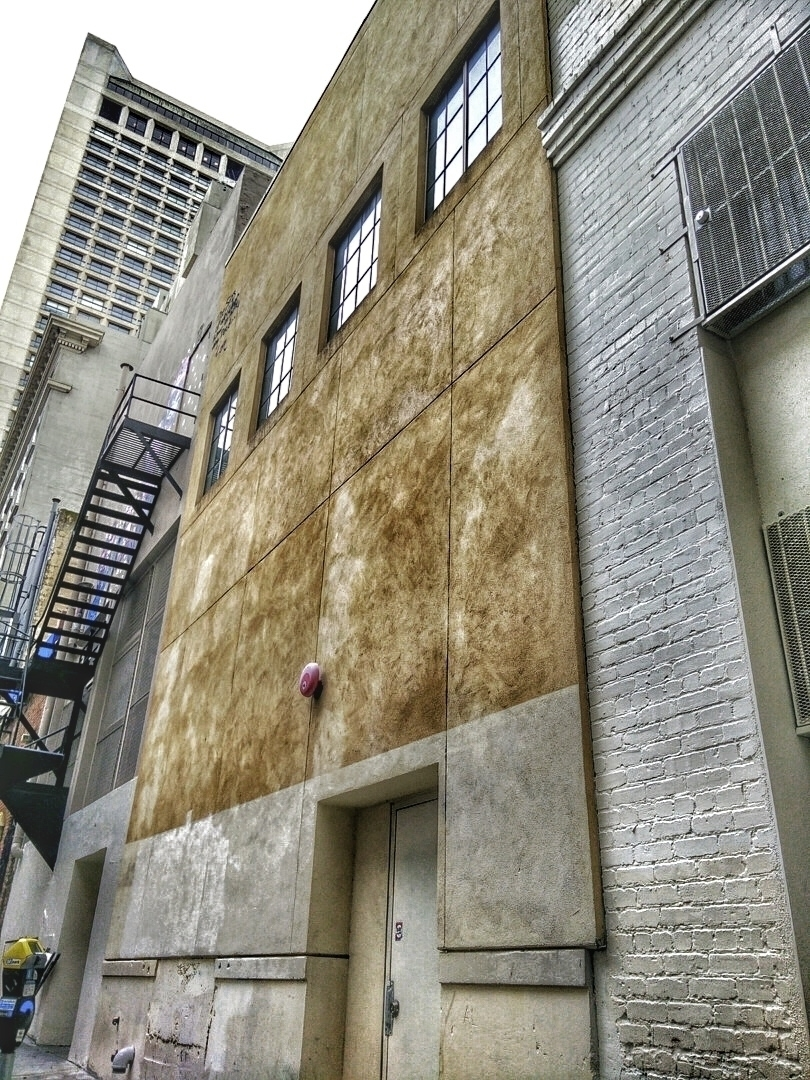 Alleys give hard lessons - grunge - voiceofsf   ello