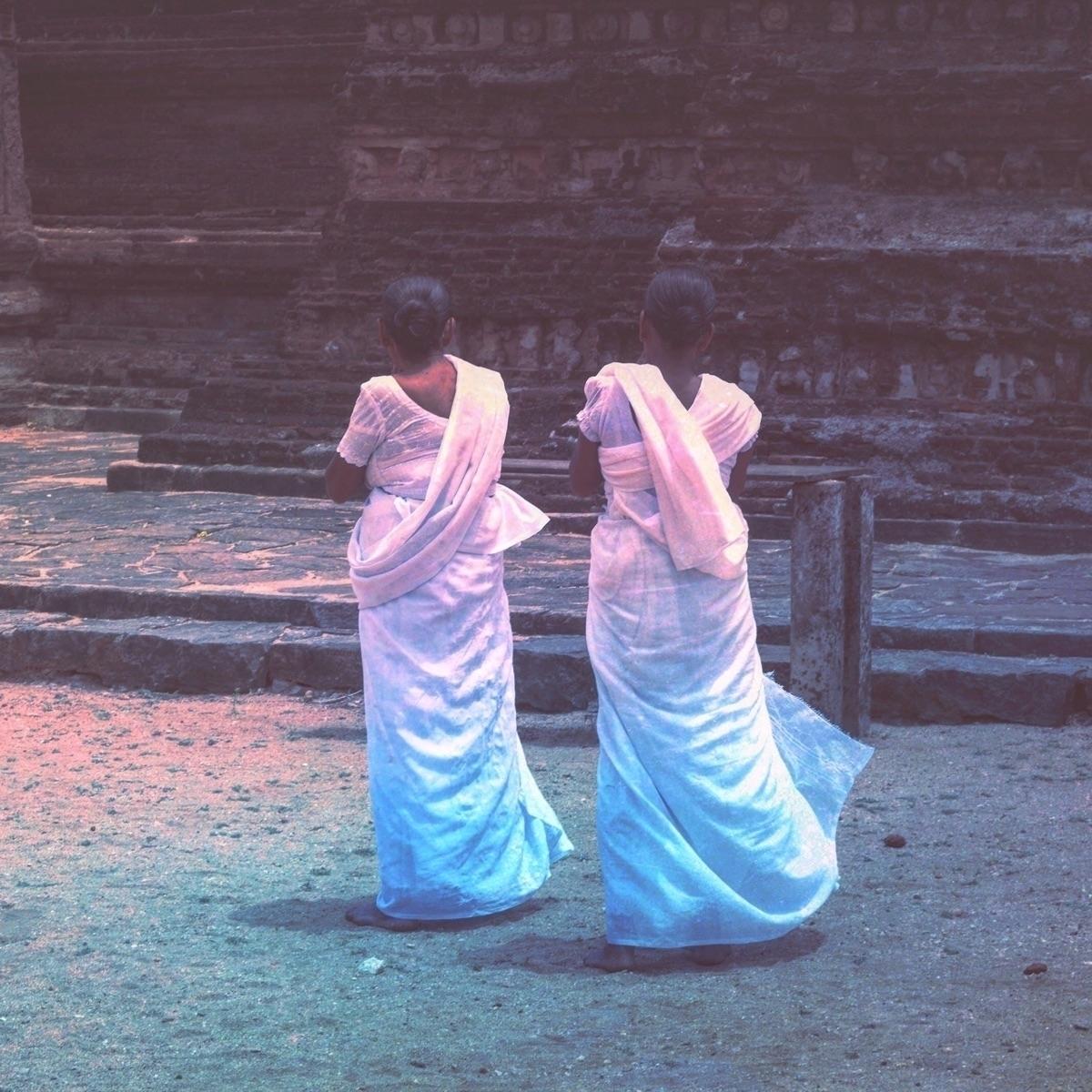 Sisters Sri Lanka 2015 - dainahodgson | ello