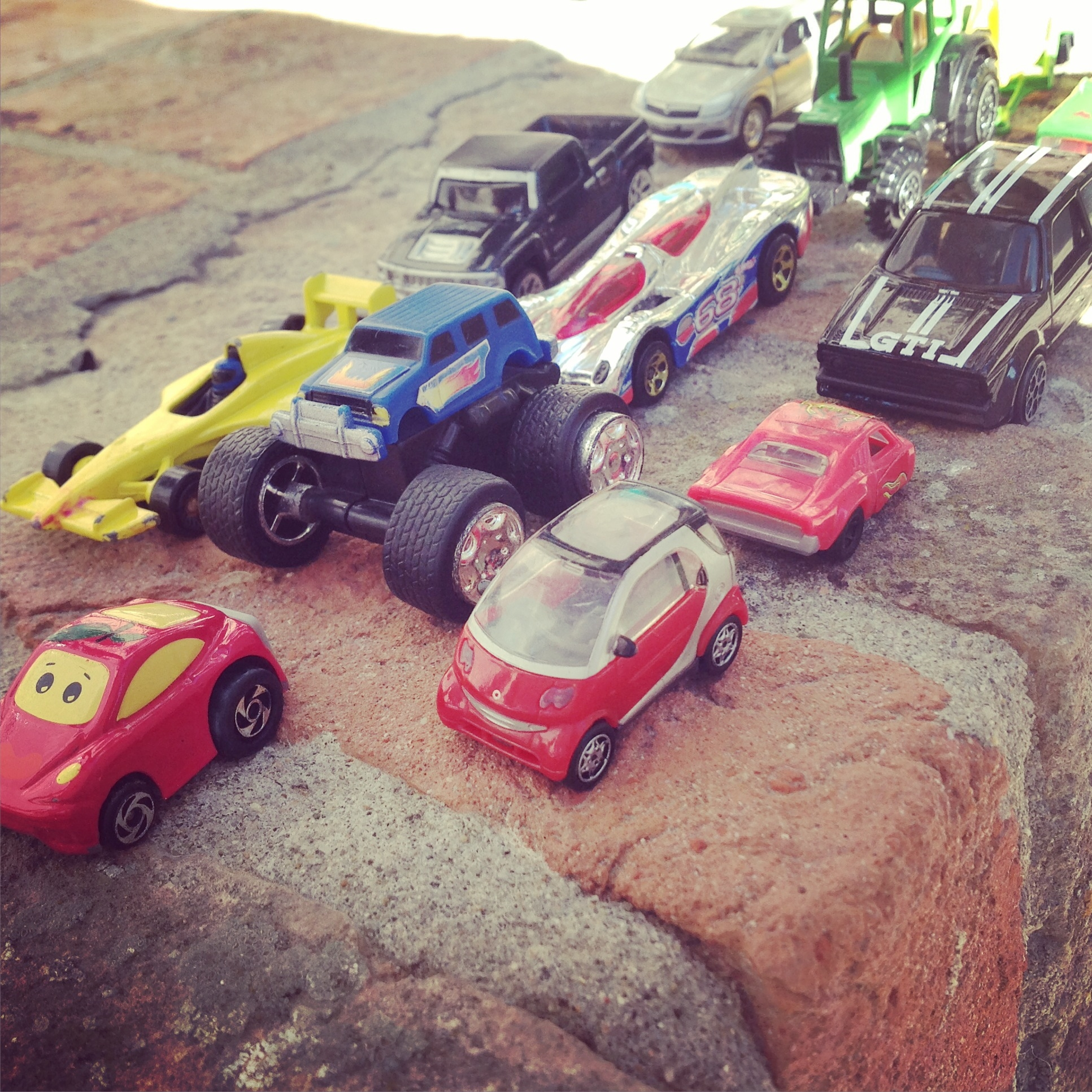 Today traffic - car, models, miniature - magneticboys | ello