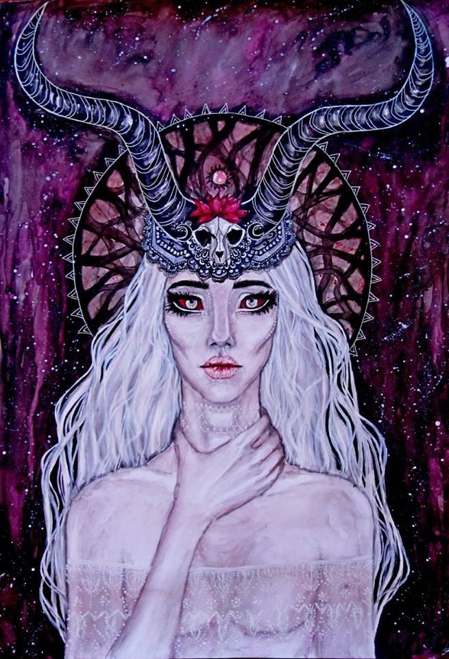 Tapaszi Kinga favorite painting - fairygoth22 | ello