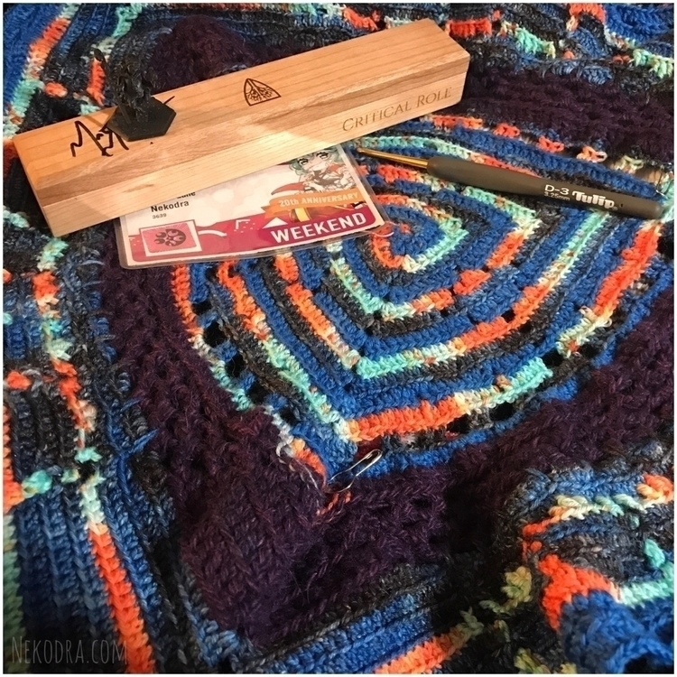 WIP Wednesday: Crochet Edition  - nekodra | ello