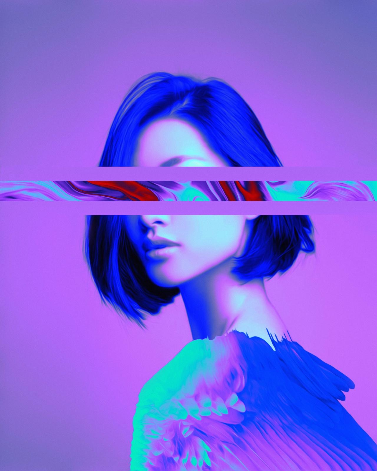 Dazern - digitalart, abstract, artdaily - dorianlegret   ello