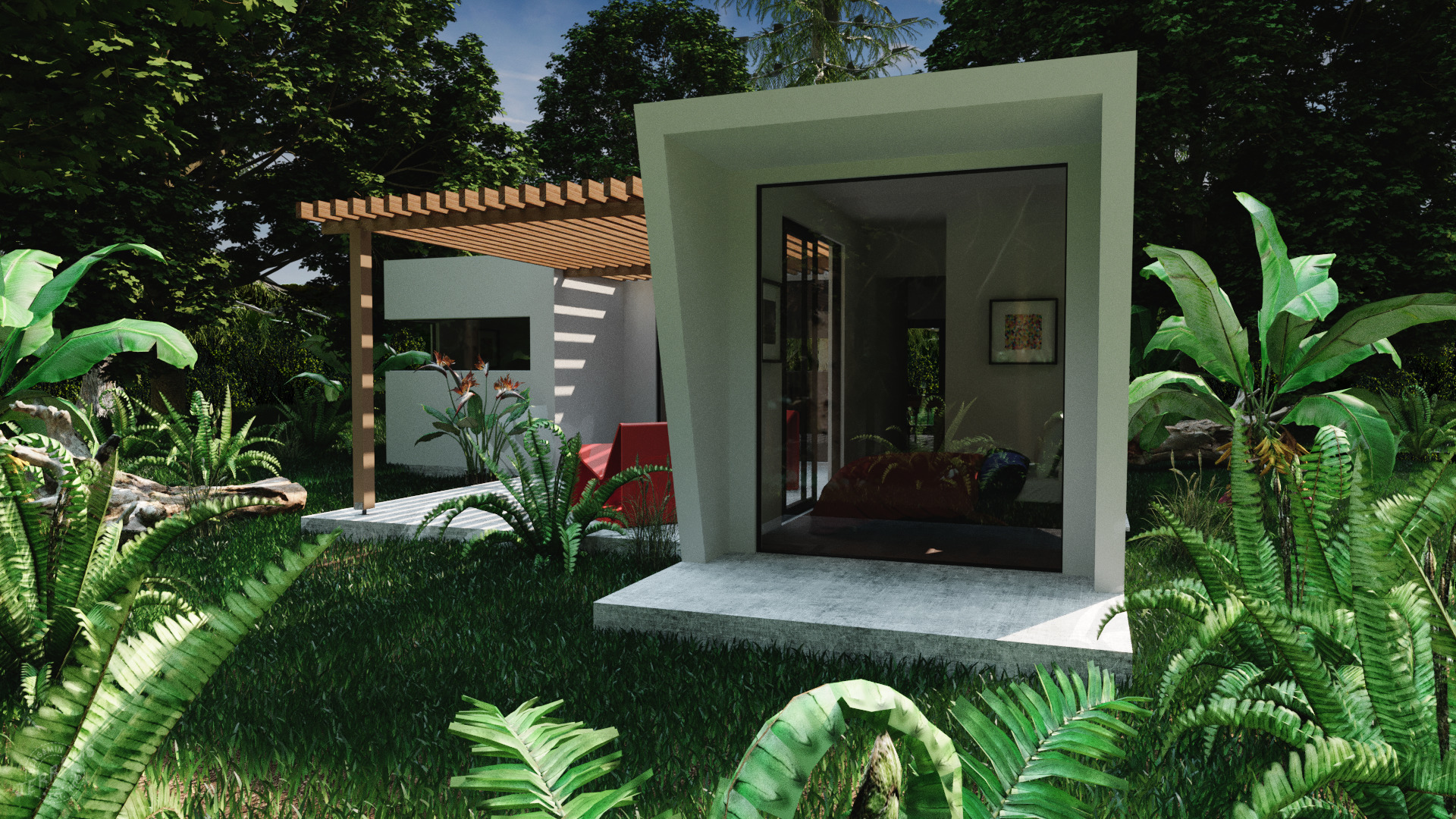 'Container House - container, house - bengaminjerrems | ello