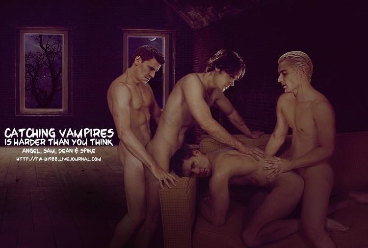 Vampire Slayer - astroverted | ello