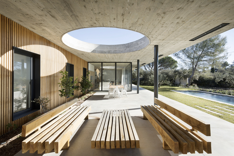 Maison / PASCUAL Architecte - architecture - red_wolf | ello