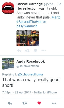 happy fan! comment Requiem, sho - cassiecarnage | ello
