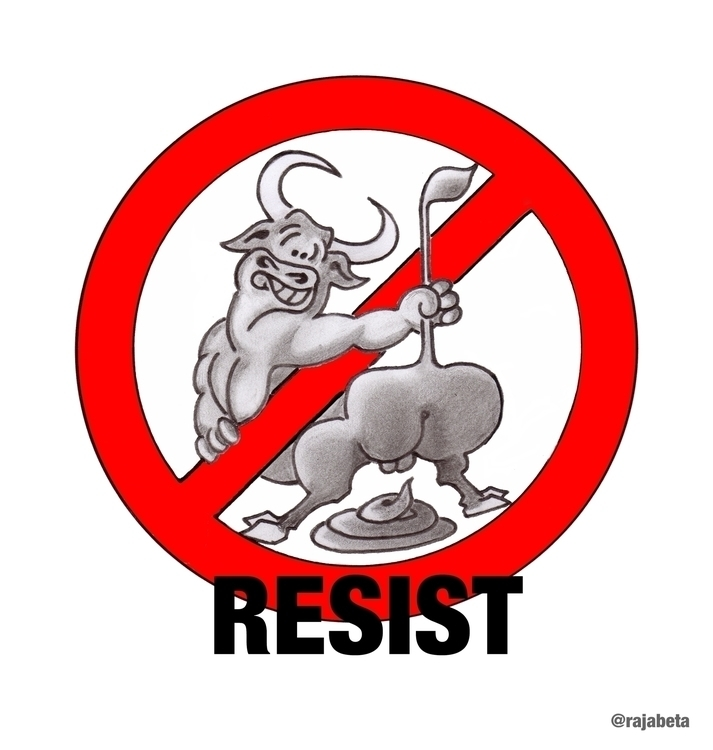 mood sketching. Resist. depicti - rajabeta | ello