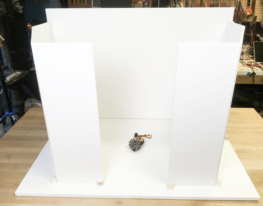 Build   Photo Light Box - red_wolf   ello