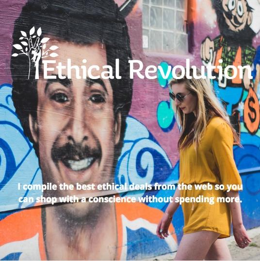Fashion Revolution Week 25% Eco - ethicalrevolution | ello