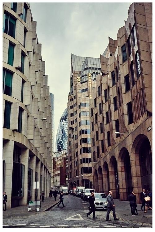 Mincing Lane London Buildings c - ageekonabike | ello