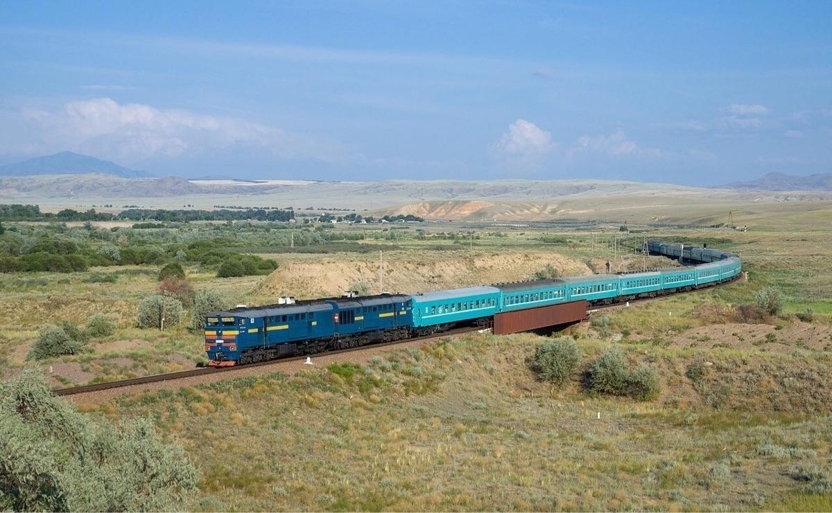 Zug 22 Kyzylorda - Semipalatins - castellani | ello