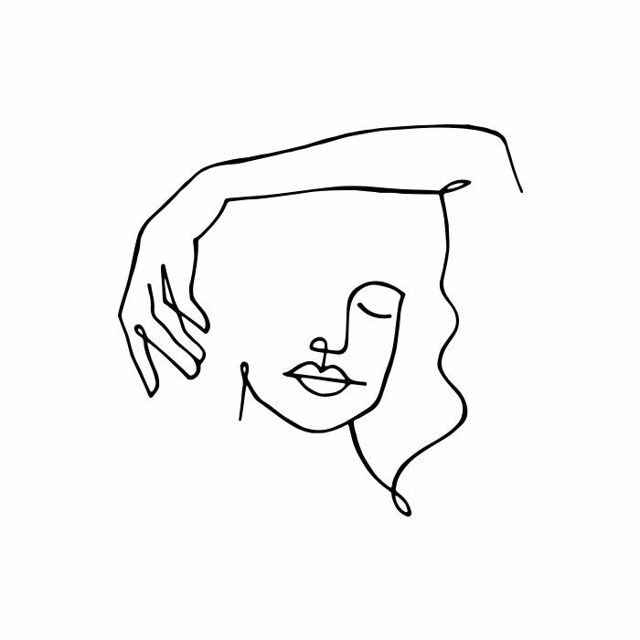 🖤 - black, portrait, beauty, love - ninhol | ello