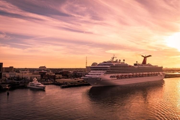 Galveston Freedom cruise ship C - mattgharvey | ello