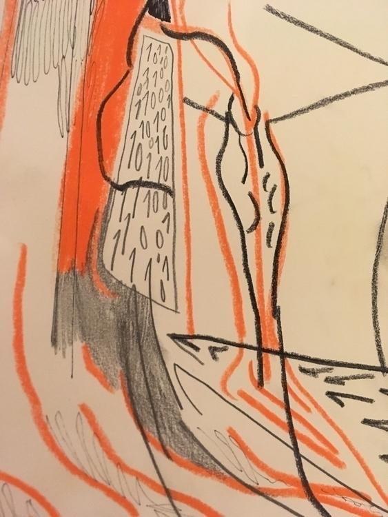 Dry - elloart, drawing, art - visualmar   ello