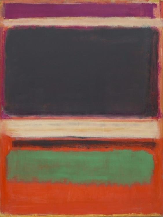 Mark Rothko — 13, 1949 - ART - fantoche | ello