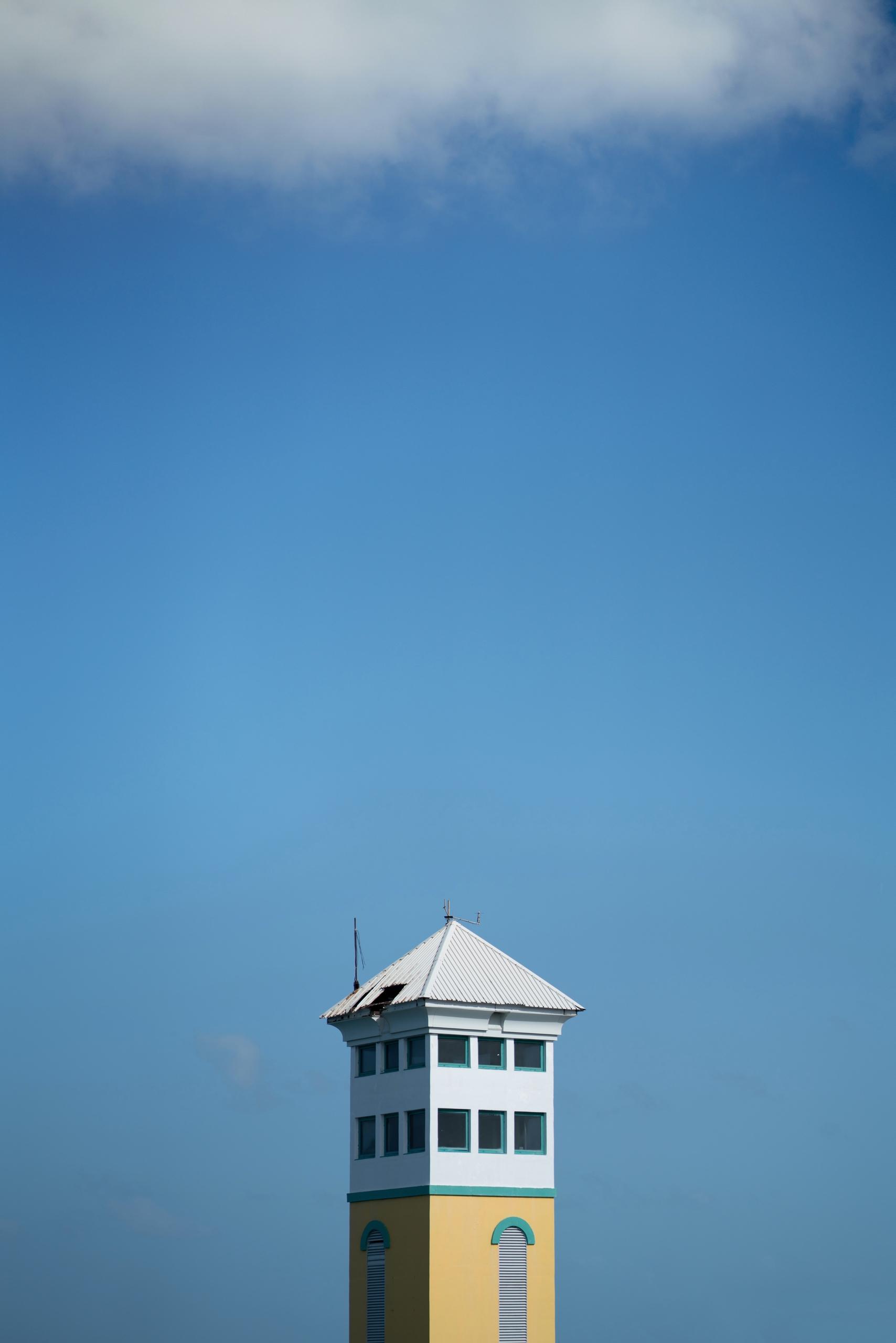 Harbour Master Tower studies si - rickschwartz | ello