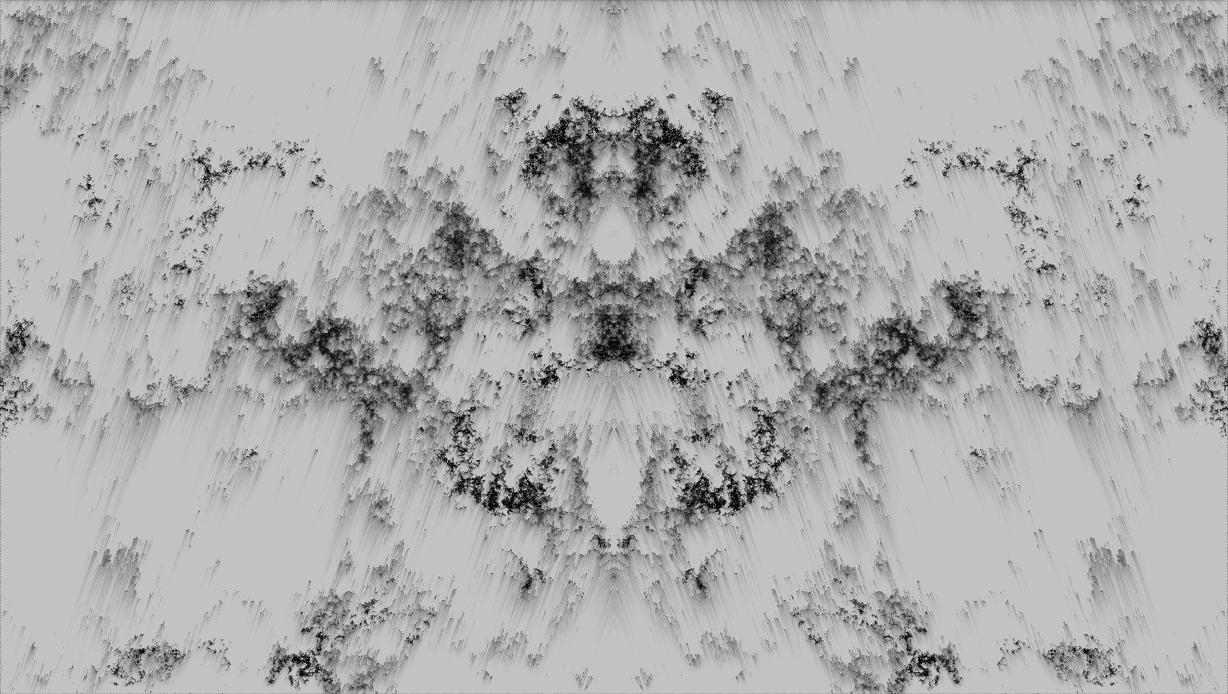 digital, pixelsort, glitch, glitchart - thundr | ello