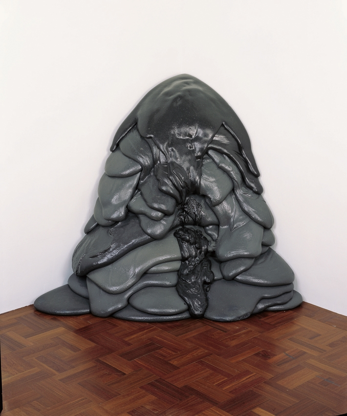 Lynda Benglis - sculpture, texture - modernism_is_crap | ello