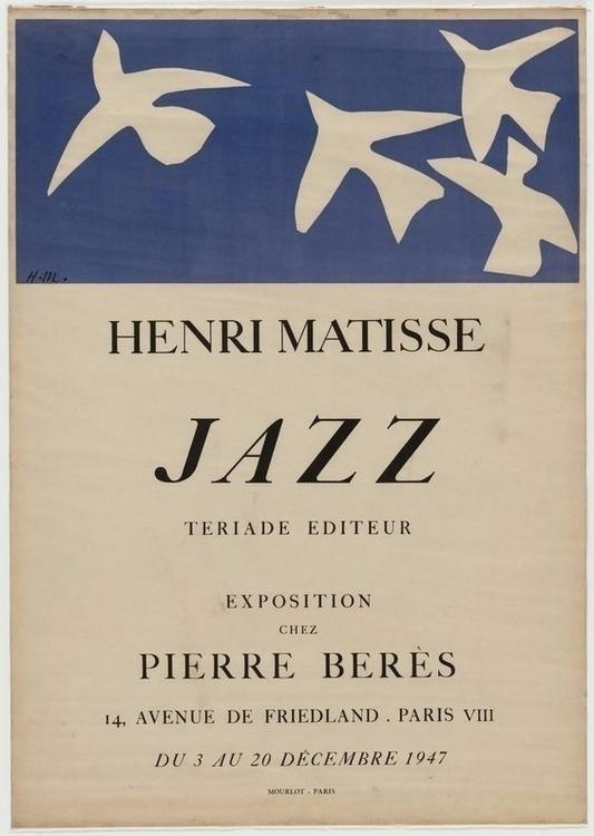 Henri Matisse, Jazz,1947. - Sho - p-e-a-c | ello