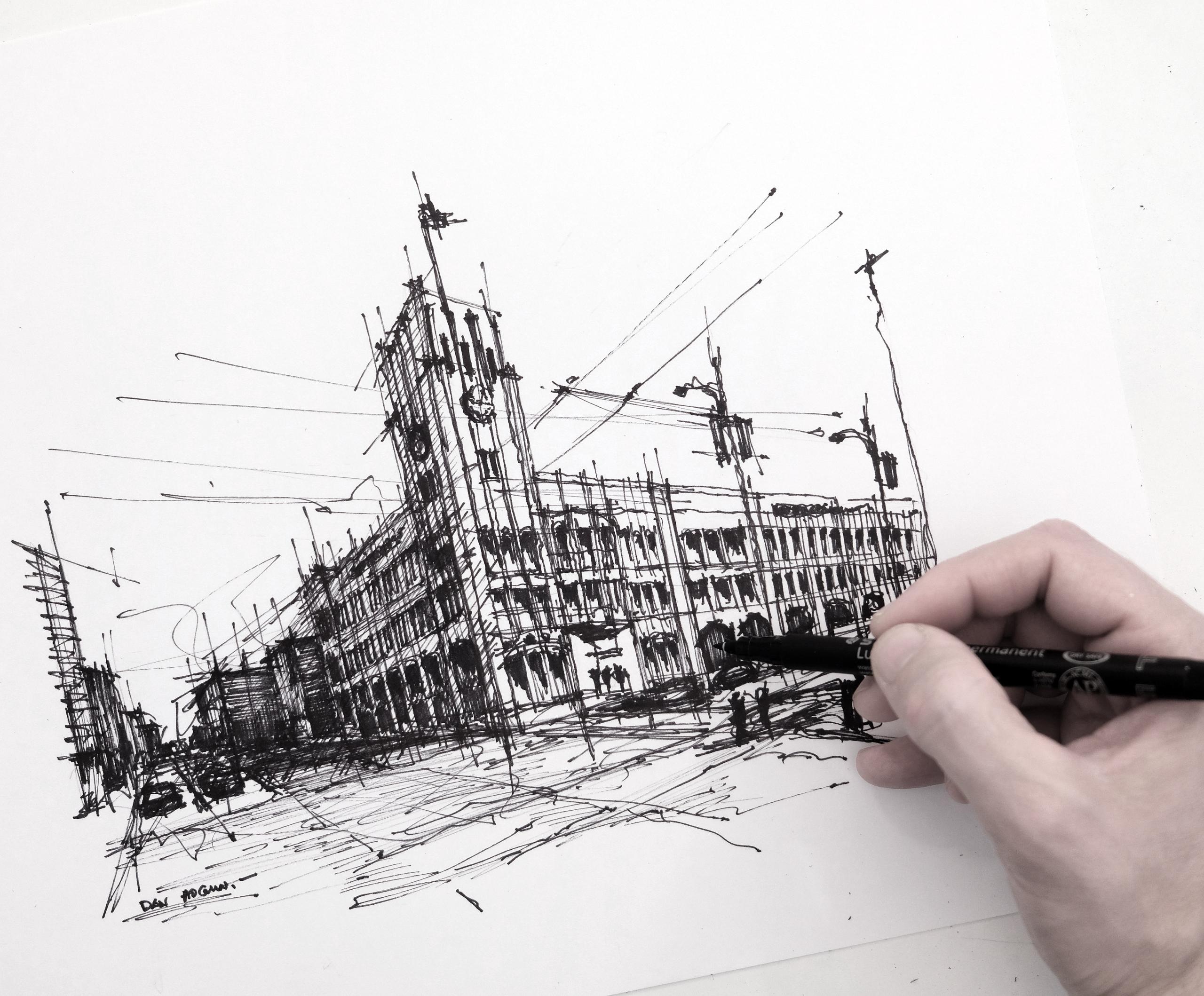 building. accurate - imperfecti - danhogman | ello