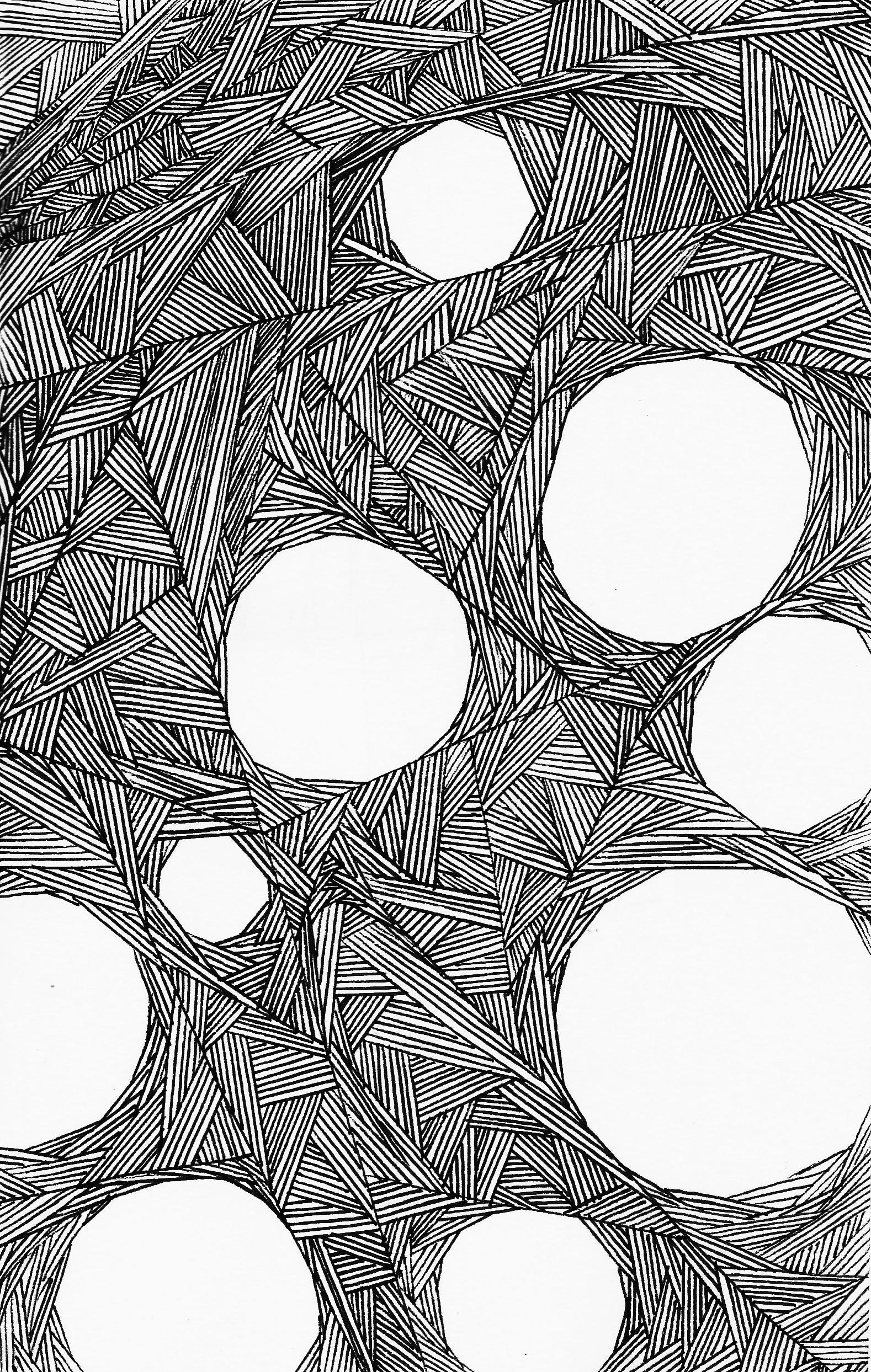 hole, geometric, geometry, minimalism - blablach | ello