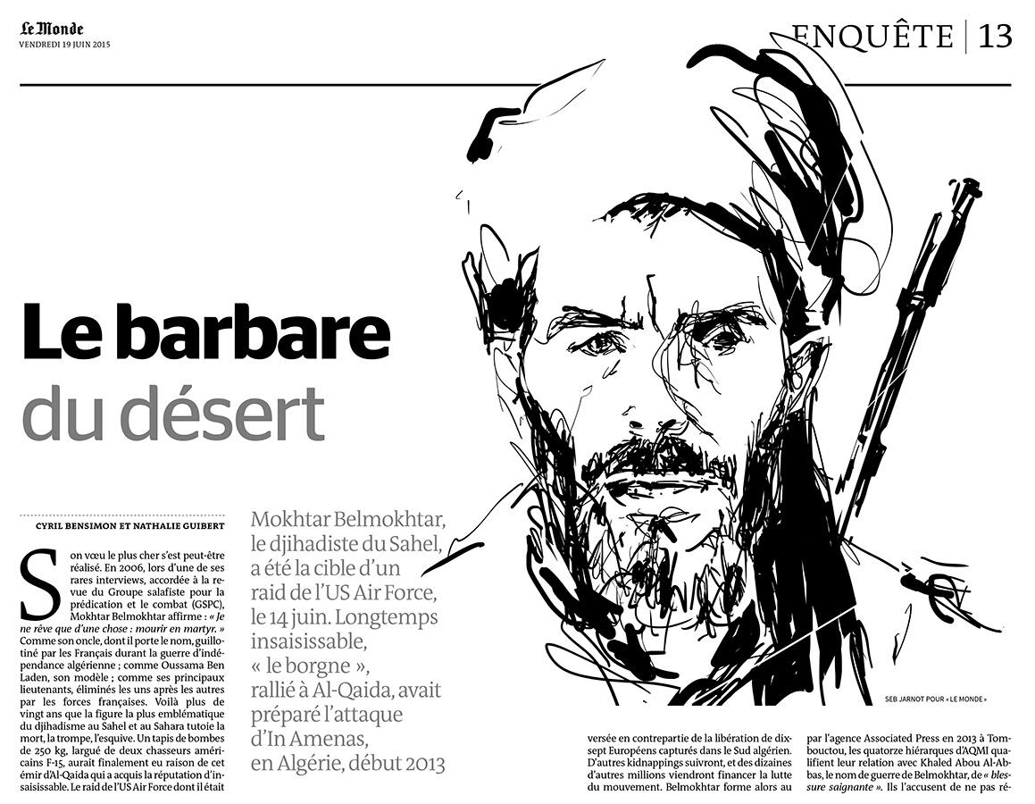 Mokhtar Belmokhtar published Le - sebj-4787 | ello