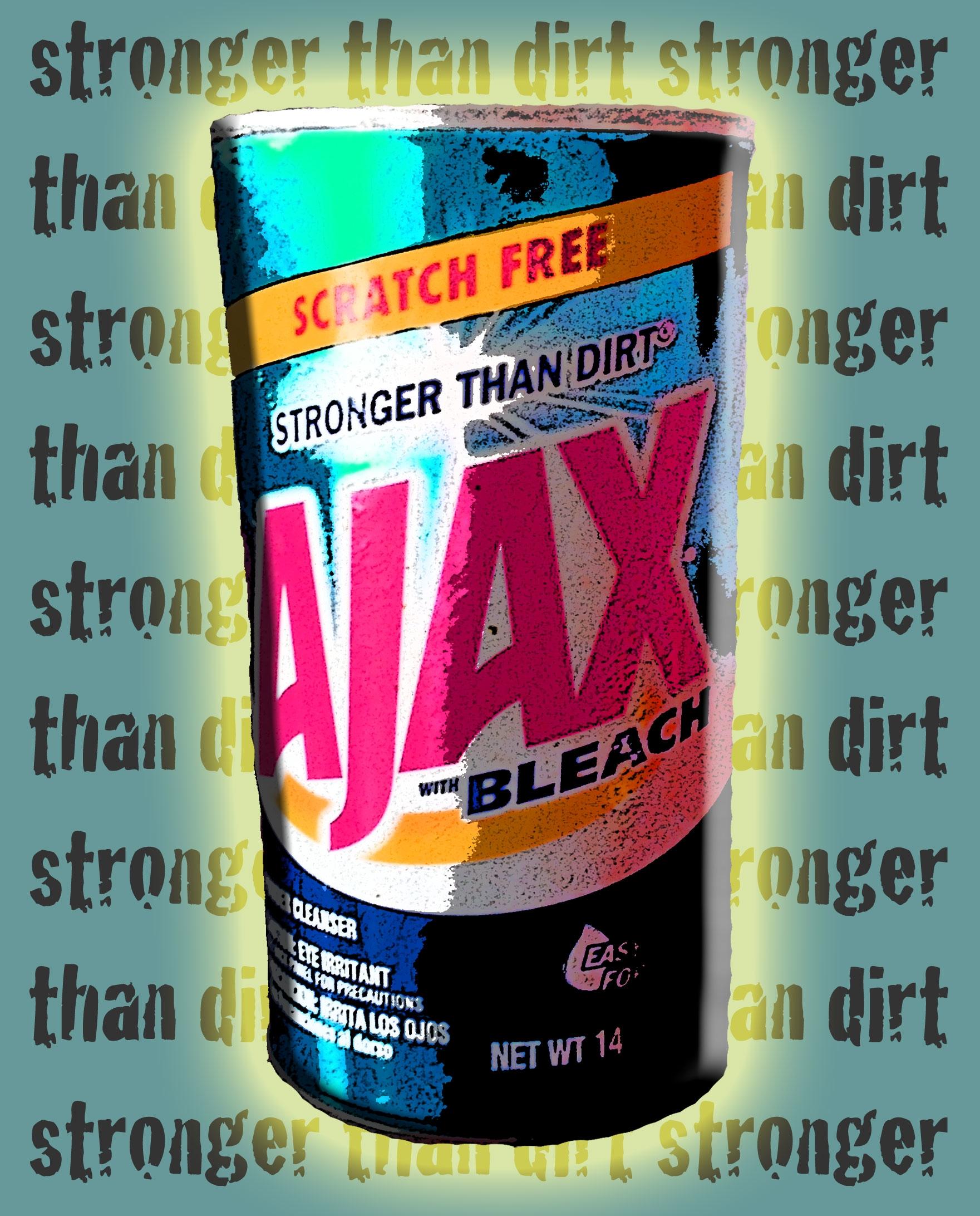 Stronger Dirt - pop, popart, urbanart - catsnodgrass | ello