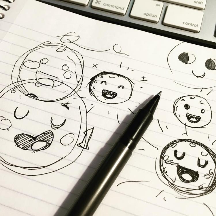 character design ideas - Sketching - petemcbride   ello