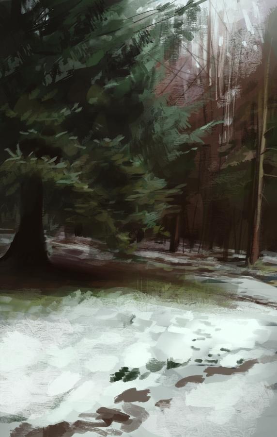 Random trip forest home Christm - nickadrian | ello