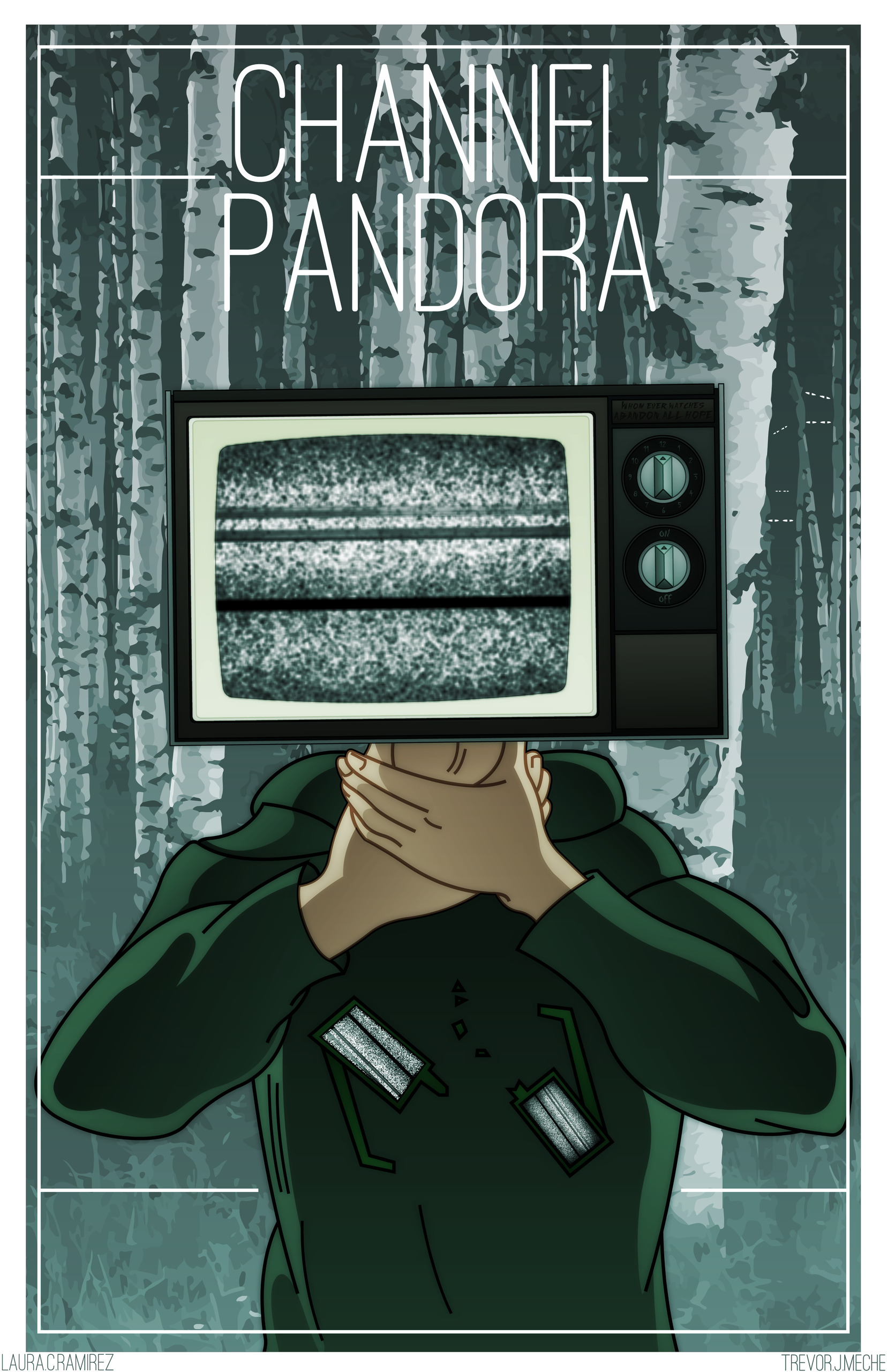 Channel Pandora: Diggory Poster - nakkers | ello