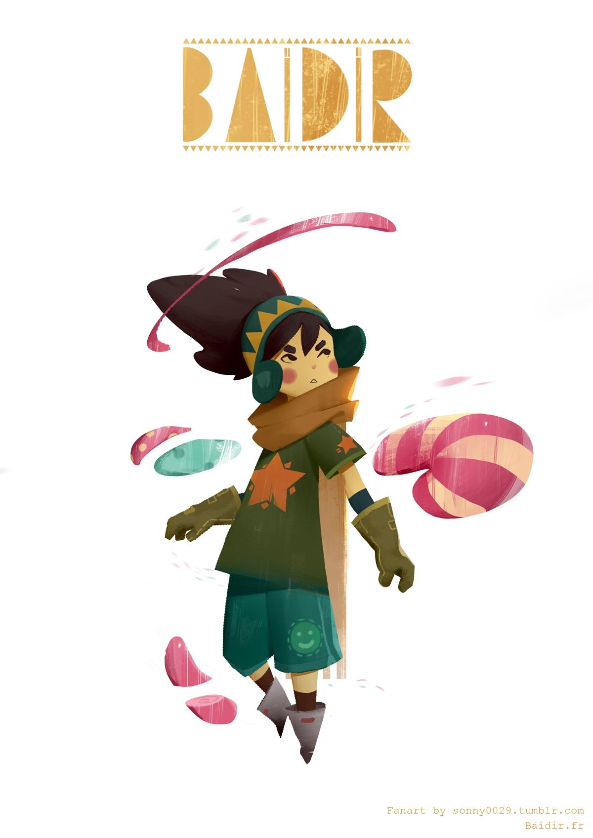 Baidir Fanart - characterdesign - sonny-2874 | ello