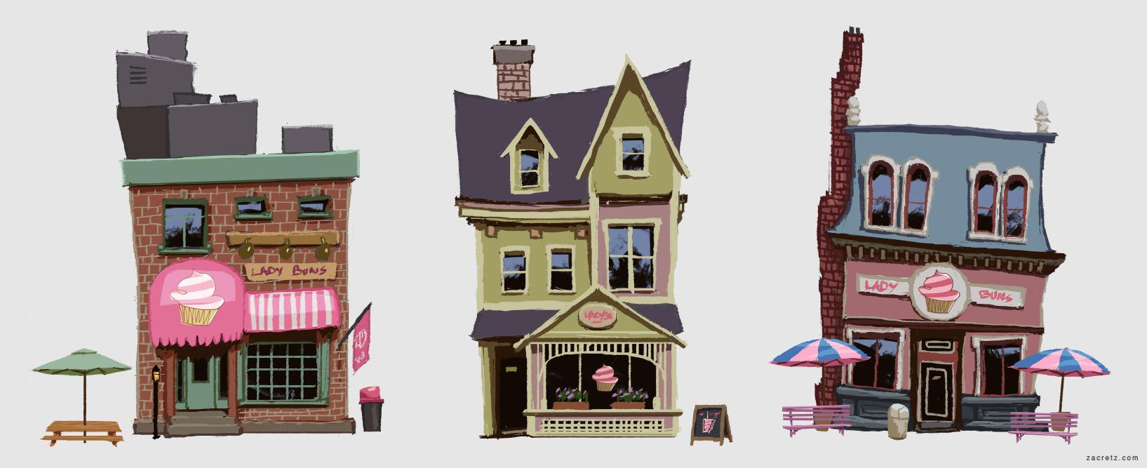 bakery shop designs - chadzacfilm - zacretz | ello