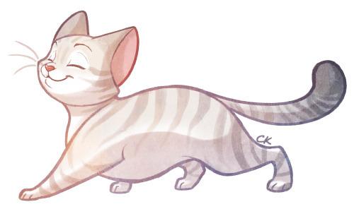 Mini Beep - beepo, cat, kitten, characterdesign - chelseakenna   ello