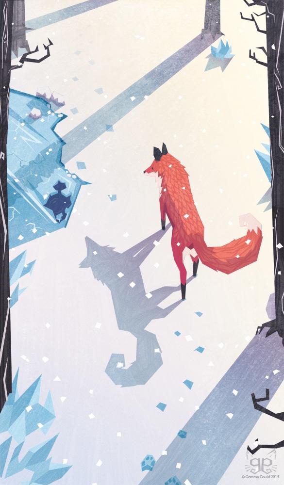Dark Sky Blue - fox, darkskyblue - gemmagould | ello