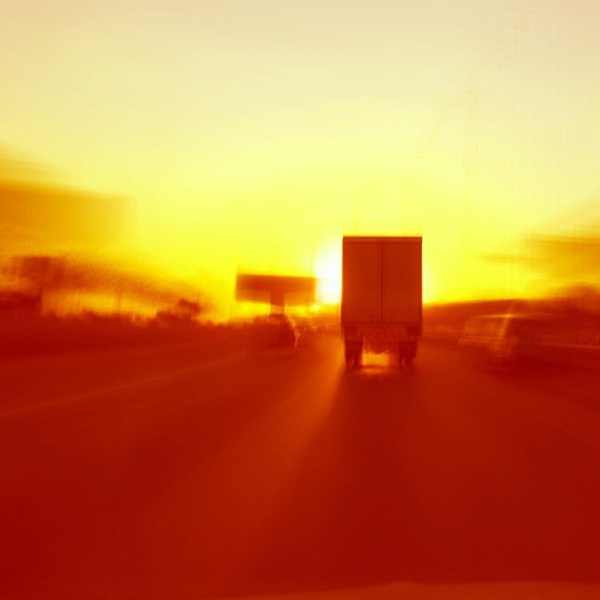 Sunset Delivery - shot iPhone 5 - lioneldp | ello
