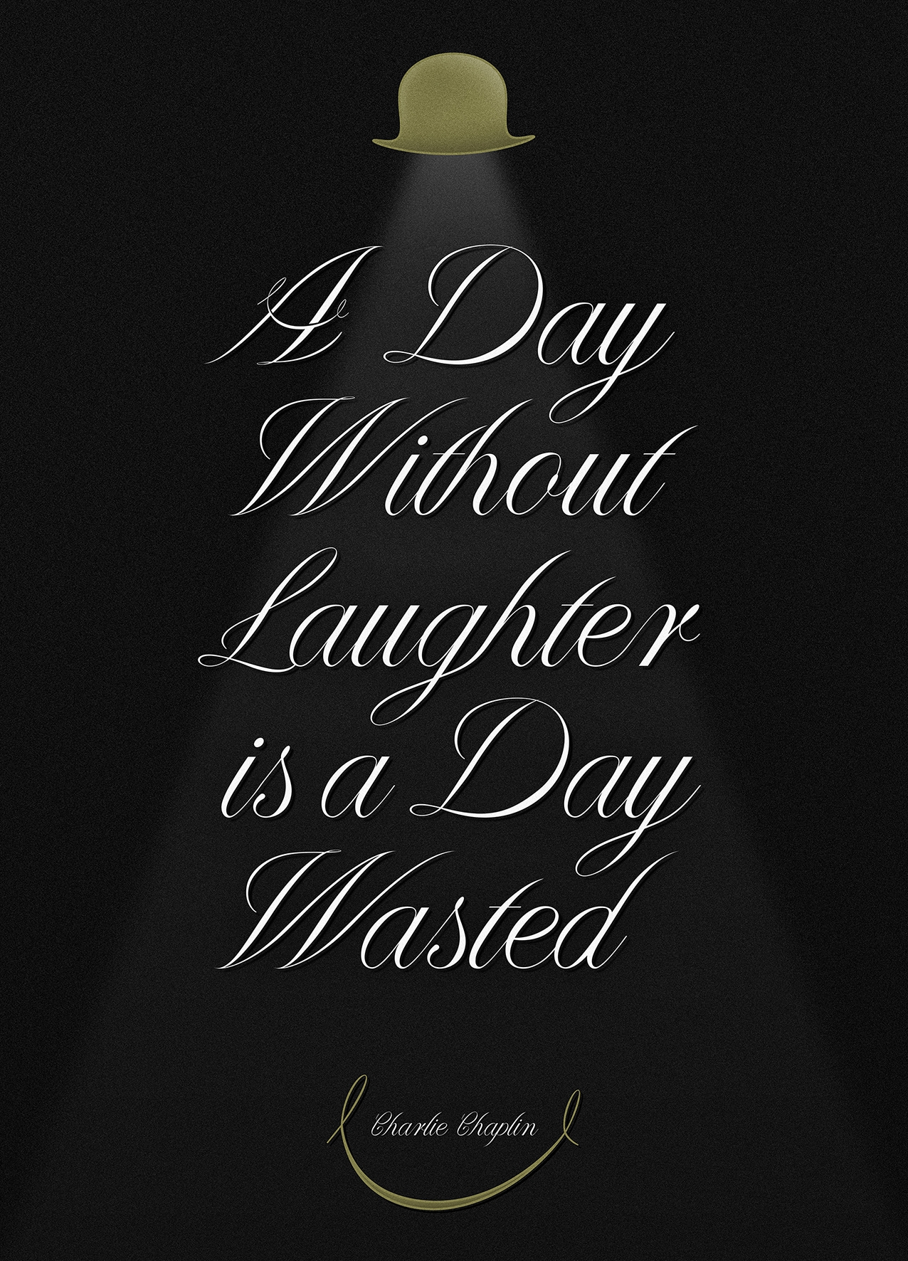 day laughter wasted. Poster, Pa - rono-1165 | ello
