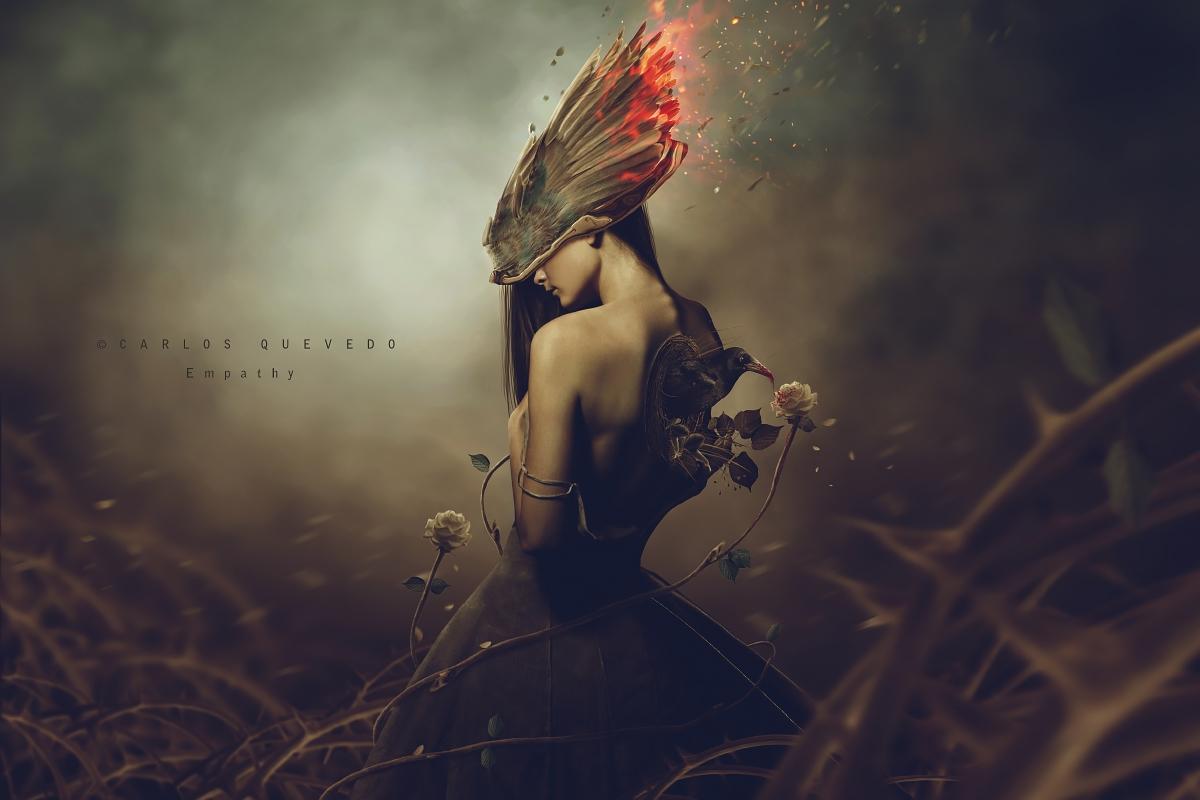 Empathy dark tale - gothic, surrealism - carlosquevedo-1142 | ello