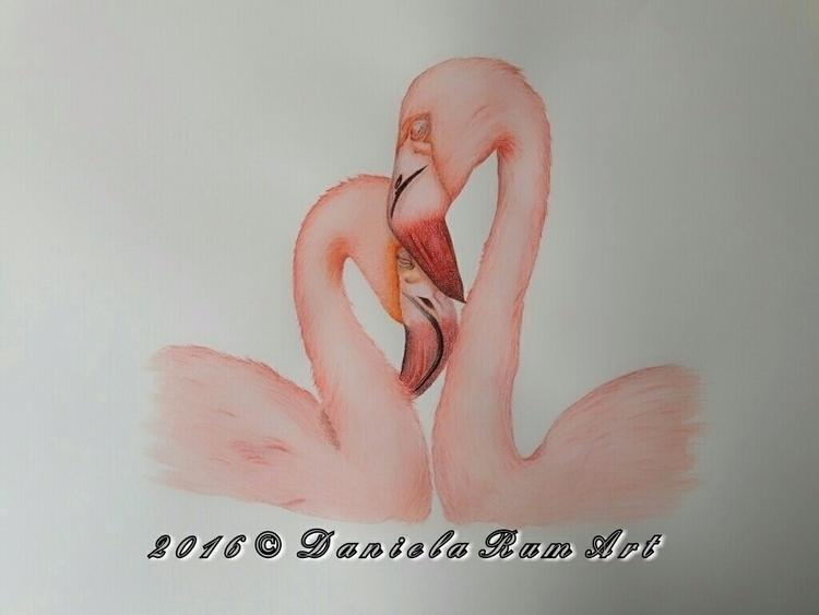 Illustration 50x70 Colored penc - daniela_rum | ello