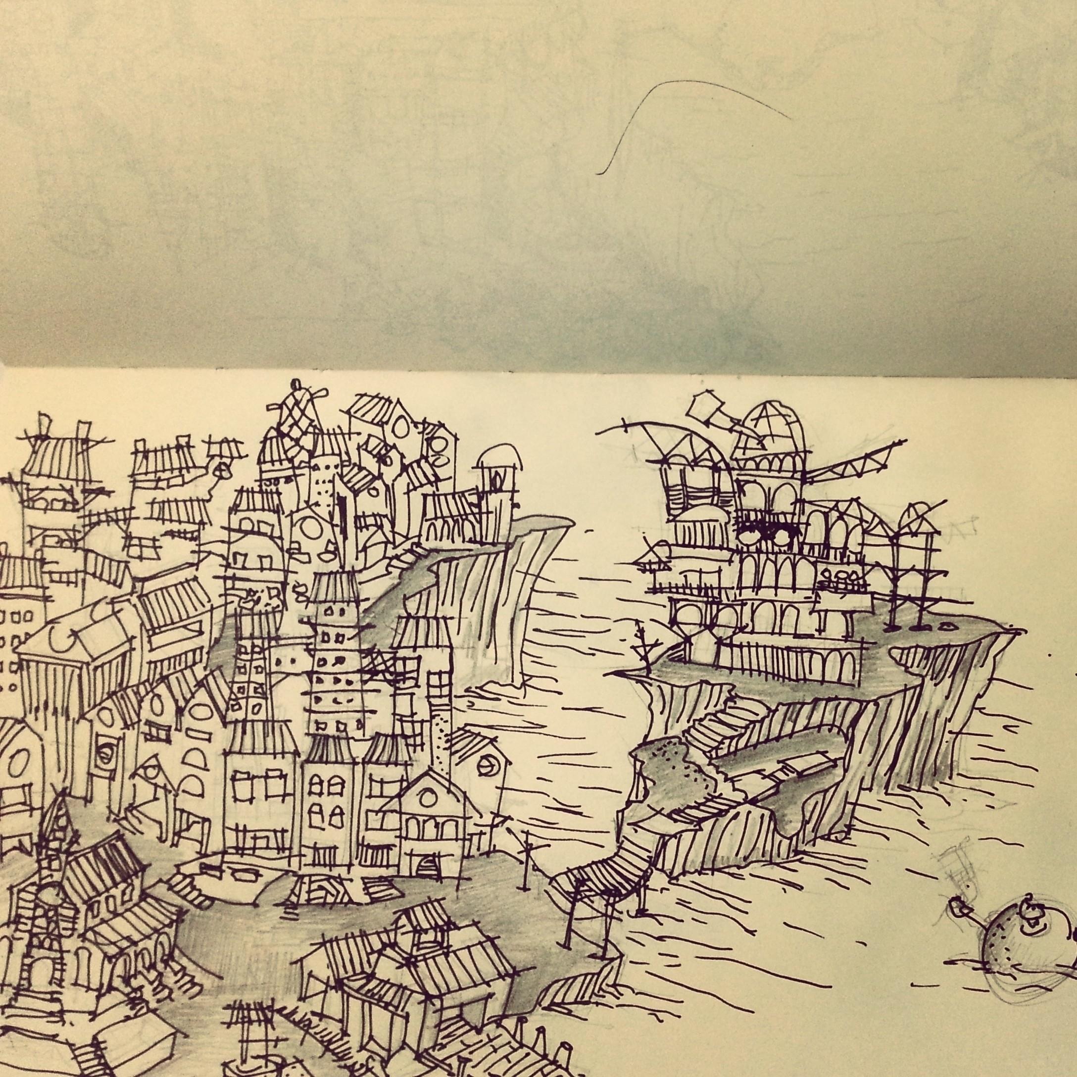 Ink Pencil Moleskine journal. I - rogueink | ello