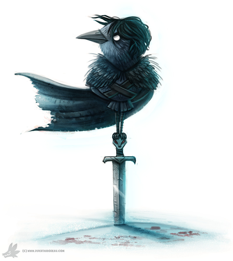 Daily Painting Jon Crow - 923 - piperthibodeau | ello