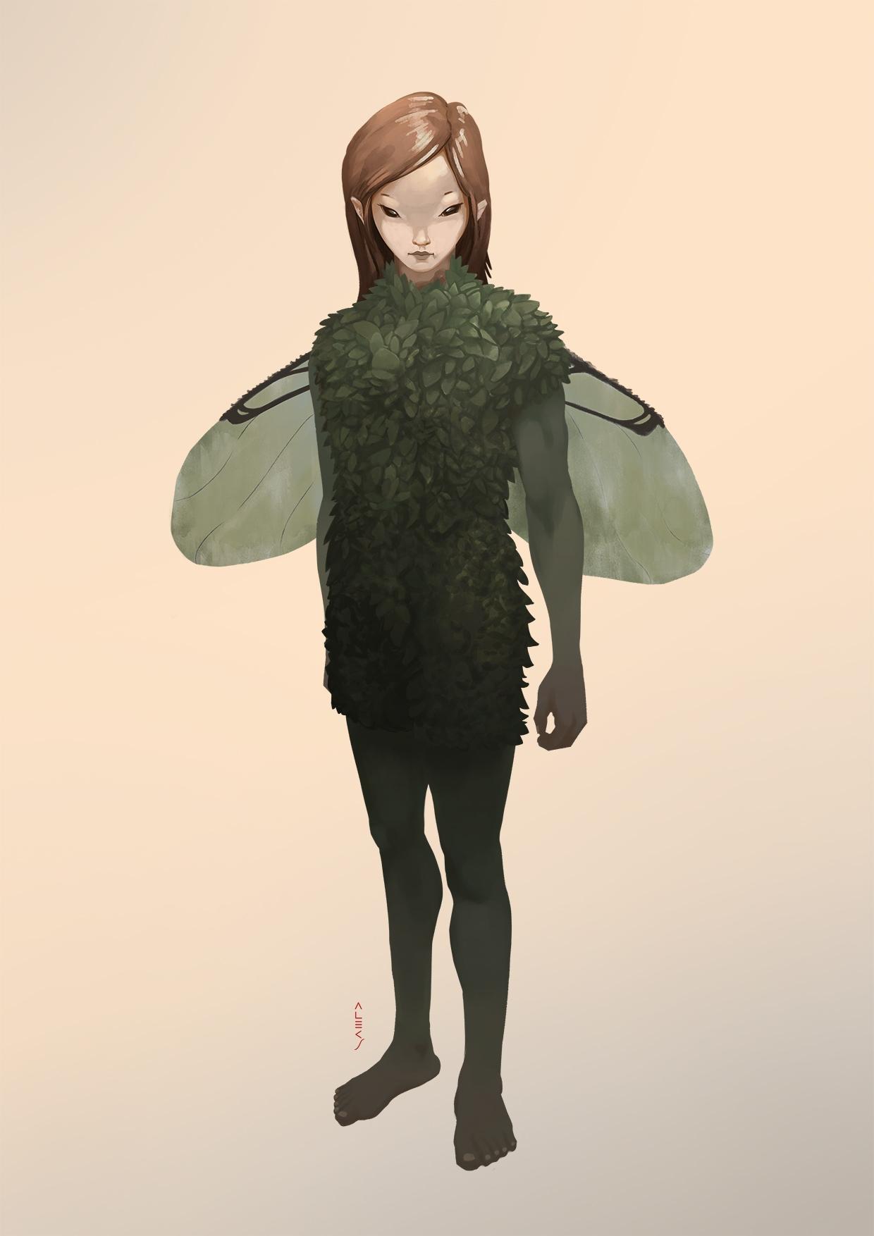 Elf - elf, characterdesign - alecs-1191 | ello