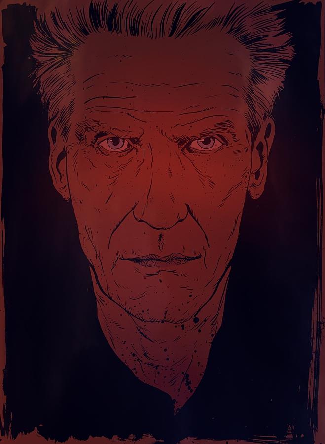Cronenberg   Ink Photoshop - robertsammelin - robertsammelin-9753   ello