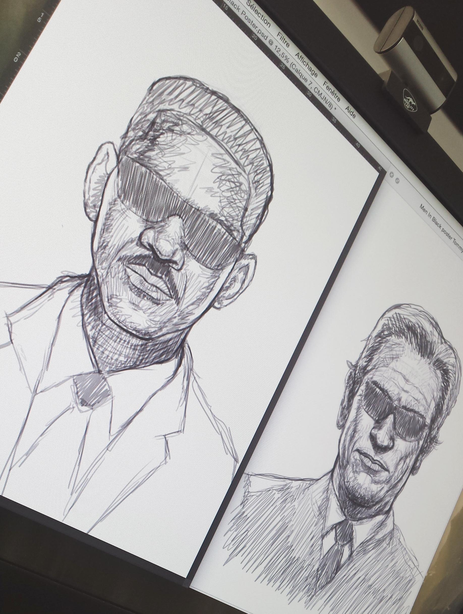 picture 2 drawings digitally Me - ladislas-2174 | ello