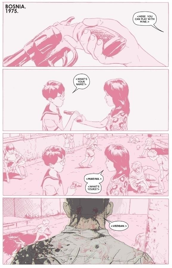 Page 1 | Ink Colours Jordie Bel - robertsammelin-9753 | ello