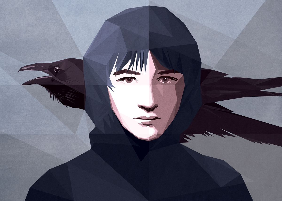 BRAN STARK small tribute tv sho - andreszen | ello