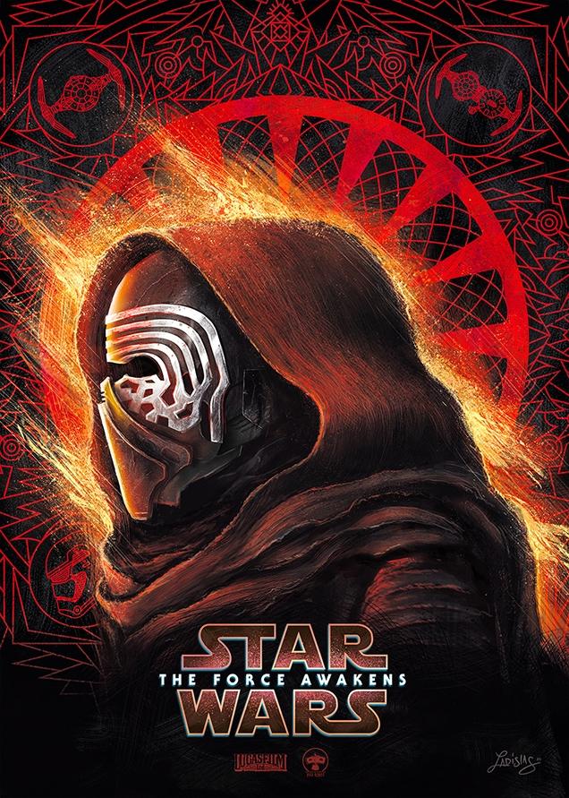 Star Wars Episode VII Force Awa - ladislas-2174 | ello