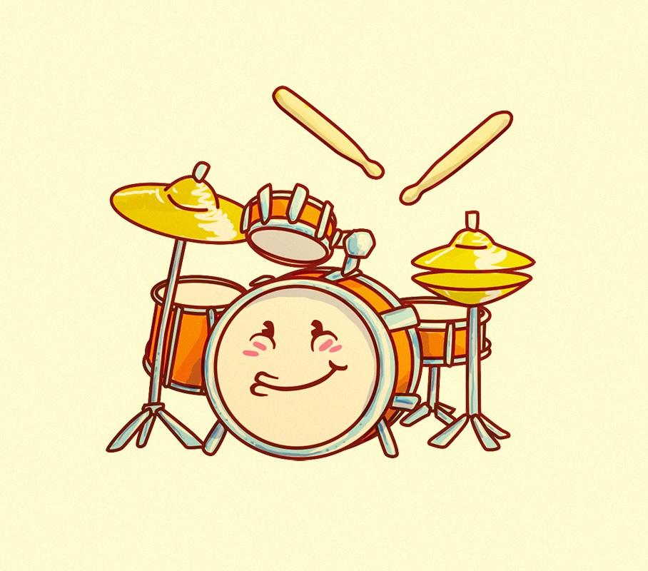 Drums - drums - camotron | ello