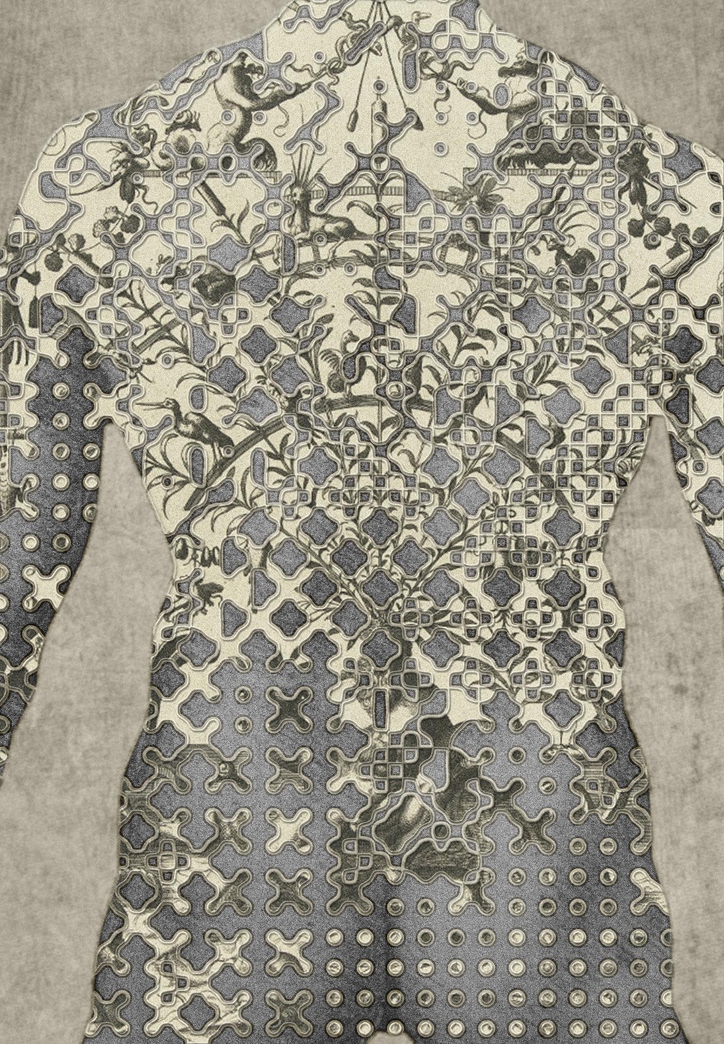 Baroque man - illustration, fashion - vladasorze | ello