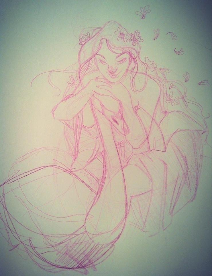 Swan lady. inspiration ladies s - clarisse-1174 | ello