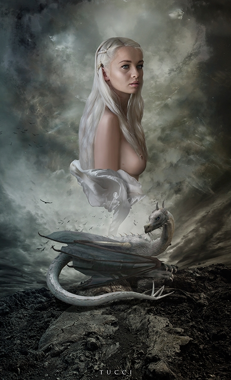 Mother Dragons - invernalia | ello